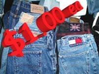Sell USED CLOTHING and USED JEANS .. Best Export Prices