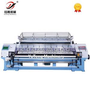 Wholesale home textile: High Speed Computer-Controlled Industrial Quilting Machine for Home Textile