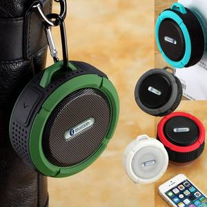 Wholesale outdoor wireless solutions: Portable  Wireless Bluetooth Speaker Waterproof