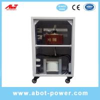 ABOT Single Phase SVC 15KVA Full Automatic AC Voltage Regulator Stabilizer AVR 2