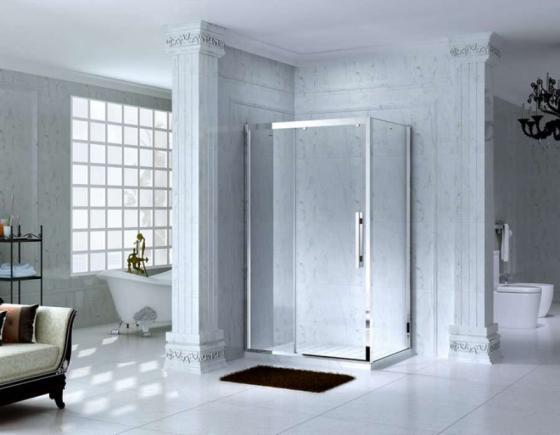Sell Framed Rectangle Shower Enclosure with Sliding Door