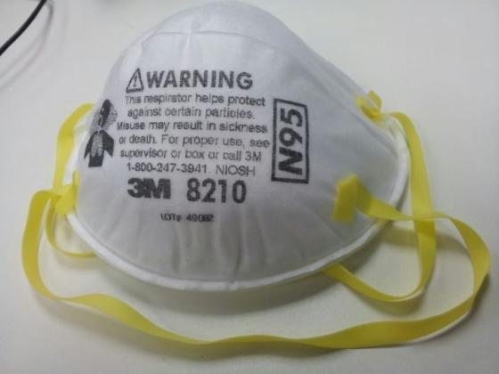 N95 Face Mask Particulate Respirators Face Mask Disposable FACE MASK with Earloop