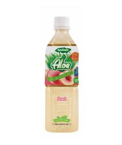 Wholesale aloe: Ace Farm Aloe Vera Drinks_Peach Taste 500ml PET