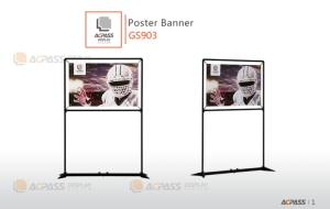 Wholesale hanging banner: Poster Banner GS903