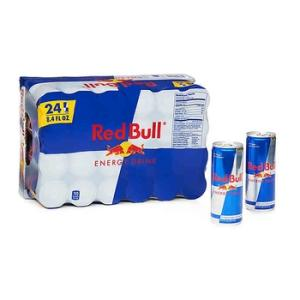 Wholesale cartons: Austria Red Bull Sugar Free Energy Drink 24 Cans Carton (24 Cans X 250ml)