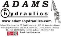 Sell adams hydraulics greece oil hydraulic equipment