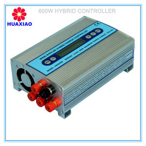 Wholesale Solar Controllers: High-quality Wind Solar Hybrid Charge Controller 12V/24V Auto Switch
