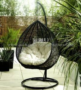 Wholesale Garden & Patio Sets: Wicker Swing Chair (PRSW-001)