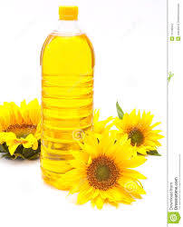 Wholesale glass package: Refined Sunflower Oil