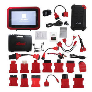 Wholesale cadillac: Wifi XTOOL EZ400 Diagnosis System EZ400 Android Tablet