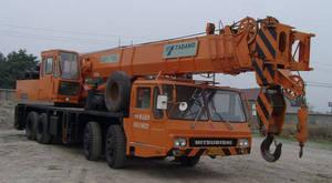 Wholesale used mobile crane: Sell Used Tadano Truck Crane 50t Tadano Mobile Crane 50t