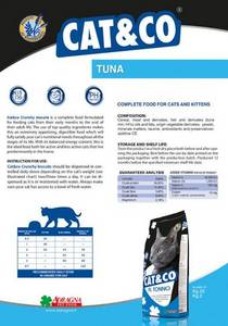 Wholesale cat food: Dry Food for Cat with Tuna