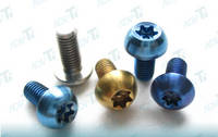 Sell Titanium color screw