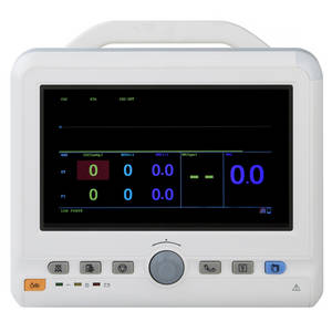 Wholesale Anaesthesia Machine: 7 Inch Portable Multi Gas Analyzer Anaesthesia Gas Monitor