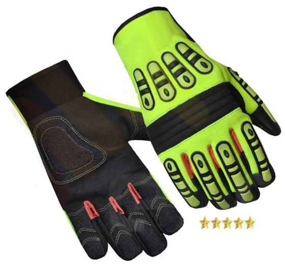 Impact Safety Work Gloves