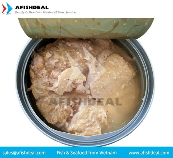 Canned Tuna - Cannned Fish - Canned Seafood