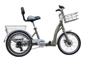 Wholesale electric tricycles: Folding Electric Tricycle