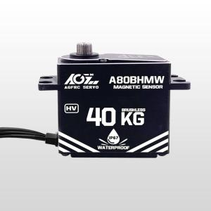 Wholesale torque sensor: AGFrc A80BHMW High Torque 40KG Waterproof Premium Digital Brushless STD Servo