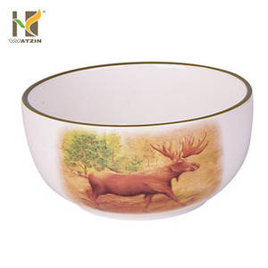 Wholesale Dinnerware: Ceramic Rice Bowl, Soup Bowl, Small Bowl