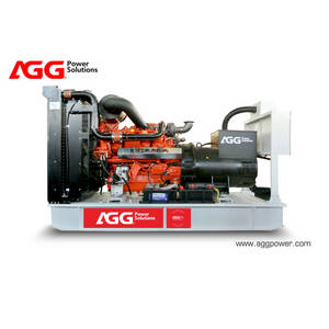 Wholesale stamford alternator: AGG Power Scania Series Generator Set