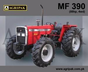 Wholesale transmission: Massey Ferguson 390 (4WD/88hp)