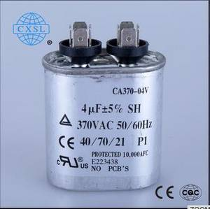 Wholesale explosion proof capacitors: AC 400v SH Capacitor for Air Conditioner