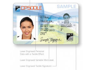 Wholesale no scan: Holographic Security ID Cards