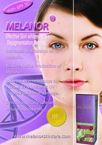 Wholesale bearberry: Melanor Skin Whitening Cream