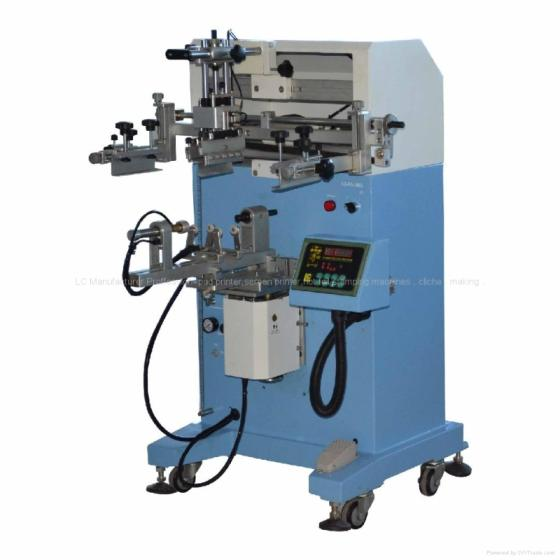Sell Pneumatic Cylindrical Screen Printer