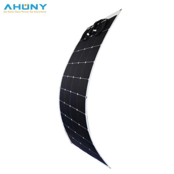 150W Flexible Solar Panel High Quality Etfe Surface Back Contact Cell for 12v Off Grid Solar System