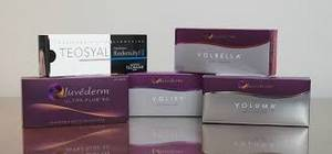 Wholesale mid: Teosyal, Aquamid, Yvoire, Macrolane, Filorga Nctf 135ha, Sculptra & Other Dermal Fillers