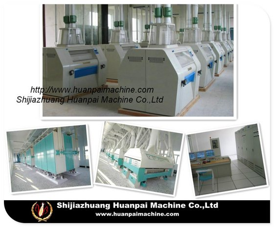 Roller Mill for Wheat Flour Milling Machine,Wheat Flour Mill
