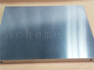 Wholesale tungsten foil: Stable Rolling Process High Toughnesstungsten Plates/Sheets/Foils