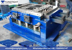 Wholesale pp pallet: Hight Quality Customized Injection Plastic Pallet Mould
