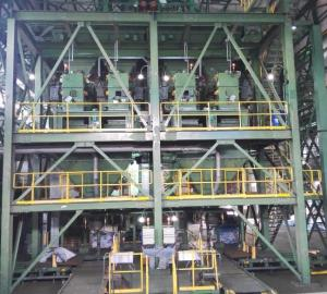 Wholesale filling: Gold Lead Concentrate Bulk Bag Filling Machine