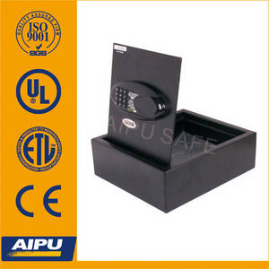 Wholesale magnetic swipe cards: Drawer safes for home and hotel /Credit card safe box / DR-11EII-607