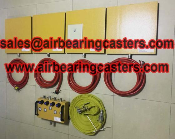 Sell Air casters for sale with discount