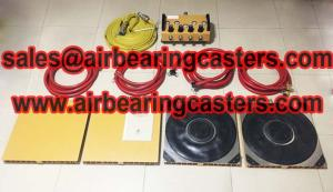 Wholesale Machine Tools: Air Caster with After Sale Service