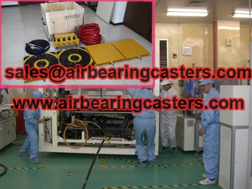 Sell Air movers casters can solving any moving and handling problems