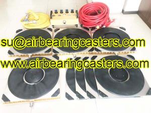 Wholesale caster: Air Bearing Casters Advantages with Pictures