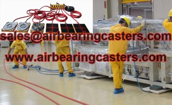 Sell Air casters also named air bearing movers