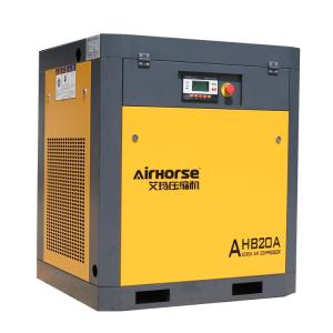 Wholesale abb low voltage drives: Belt Driven Screw Air Compressor GU Air End