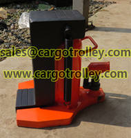 Hydraulic Toe Jack Pictures and Other Details