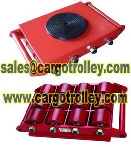 Wholesale machinery mover: Machinery Mover Skates Is Easy To Operate
