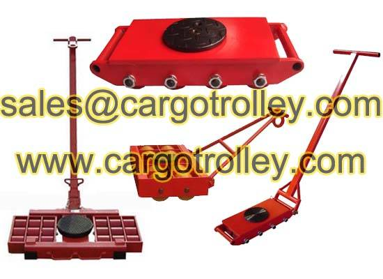 Sell cargo trolley manufacturers Shan Dong Finer Lifting Tools co.,LTD