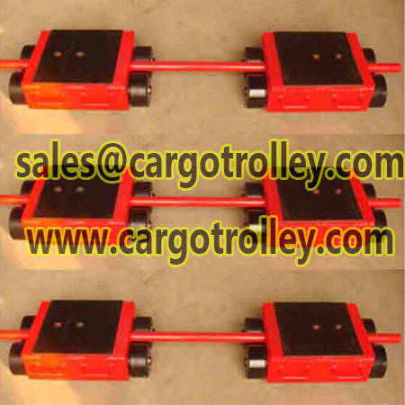 Material Handling Equipment: Sell Cargo trolley price list and pictures