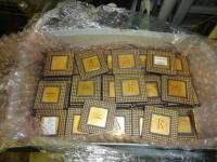 CPU Processor Gold Scrap / AMD 486 CPU and 586 CPU SCRAPS