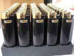 Sell Refillable Big Bic Lighters J5 /J6 /J23 /J25/J26 Maxi /Medium and Min