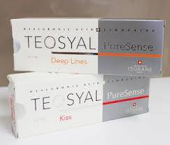 Wholesale Other Skin Care: Teosyal Rha 1, Hyaluronidase, Intraline One, Ellanse M Dermal Fillers