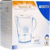 BRITA Water Filter Jug Marella, BRITA MARELLA, Brita Filter Discs Cartridges